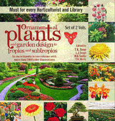 Ornamental Plants And Garden Designing Encyclopedia Vol. 1&2