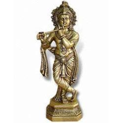 Krishna Standing w/ Ring