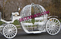 Cinderalla Wedding Carriage
