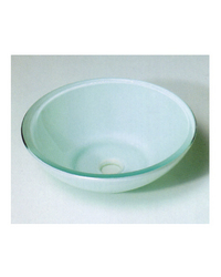 Glass Bowls Wash Basin