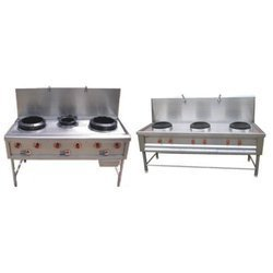 Three Burner Chinese Cooking