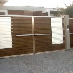 Gates likewise Small Low Maintenance Front Yard Landscape Ideas also Stainless Steel Gate as well Fabulous Front Doors Inexpensive Ideas For A Smashing Entrances That Lure Buyers likewise Farm House Plans. on front house doors designs