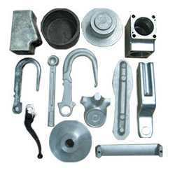 Aluminum Forgings