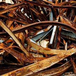 Machinery Metals Scrap