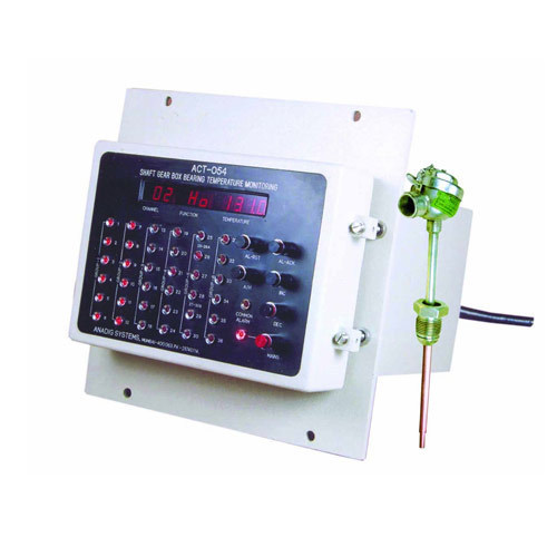 Shaft and Gear Box Temperature Monitoring Systems