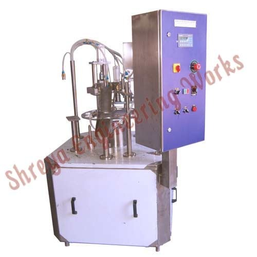 Ice Cream Cone Filling Machine