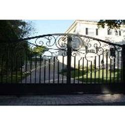 automatic doors and security gates