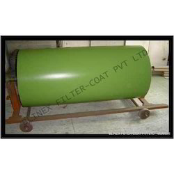 PTFE Coating on Textile Rollers
