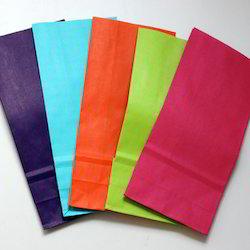 Multicolored Paper Bags