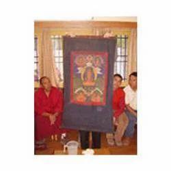 Textile Painting Conservation Service