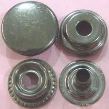 Metal Snap Buttons