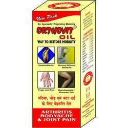 Orthovit Oil (Homeopathic Medicin)