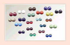 Decorative Colored Beads