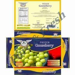Fresh Frozen Gooseberry