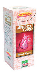Angiocard Gold Plus