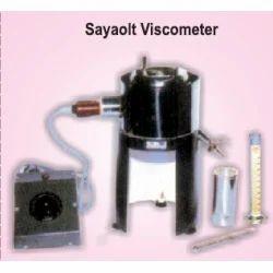 Saybolt Viscometer