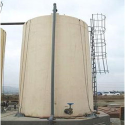 Bleaching Tanks Fabrication