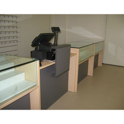 Retail Display Counter