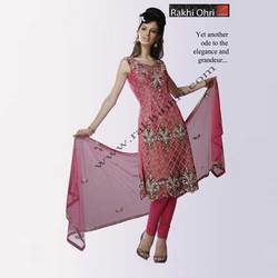 Net Salwar Suit