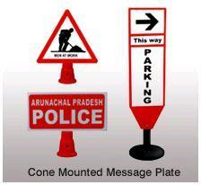 Message Plates and Sign Boards