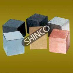 Cubes Of Six Metals Sets