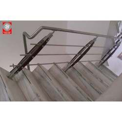 Wooden & Steel Railings