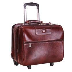 Leather Trolley Bag (DSC - 0046)
