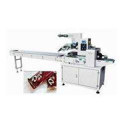 Chocolate Bar Wrapping Packing Machine