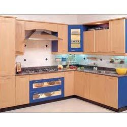 Wooden Work - Wooden Modular Kitchen Manufacturer from Gurgaon