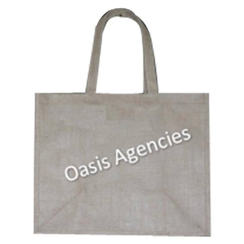 Jute Handle Shopping Bag