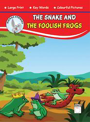 The Snake And The Foolish Frogs
