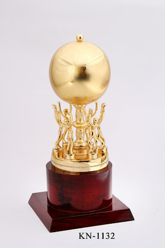 Gold Ball Trophies