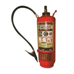 Dry Powder (Cartridge Type) Fire Extinguisher