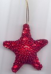 Beaded Christmas Ornament BCO101