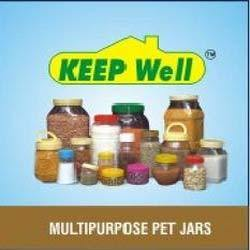 multipurpose pet jars