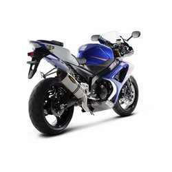 Akrapovic Exhaust For GSXR 1000 2007-08