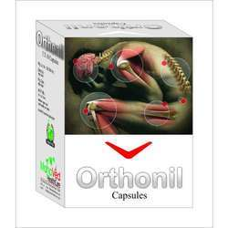 Orthonil Capsules - Ayurvedic Joint Pain Remedy