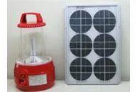 Solar CFL Lantern -5WP