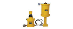 air hydraulic intensifier