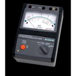 Analog High Voltage Insulation Tester
