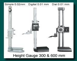 Height Gauges