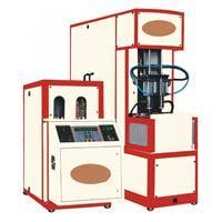 Semi-Automatic Pet Blow Moulding Machine