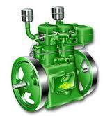 Diesel Engine Double Cylinder