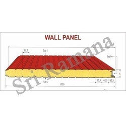 Sandwich Wall Panel