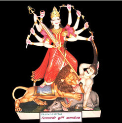God Durga Murti