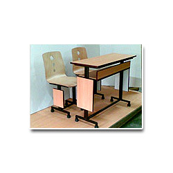Seperate Desk & Chair