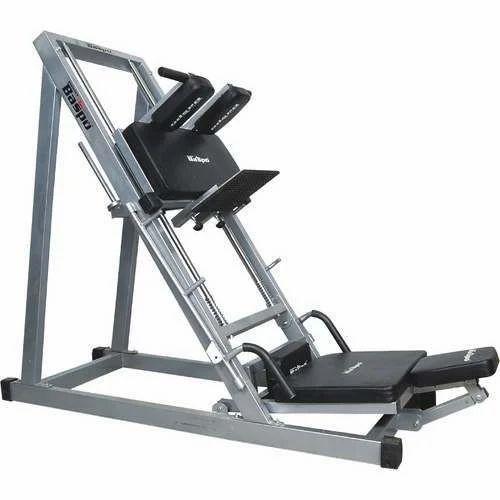 Fitline Gym Equipment Hack Squat Exporter From Jalandhar