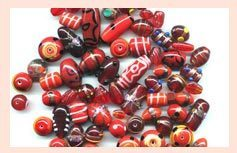 Acrylic Glass Beads