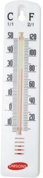 Wall Thermometer (Math Item)