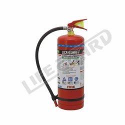 Lifeguard Dry Powder ABC Fire Extinguisher